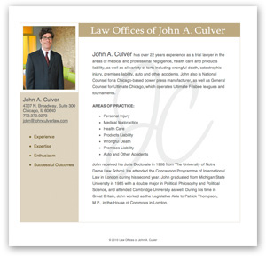 Law Offices of John A. Culver